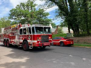Sunday Morning Fire Displaces up to 15 in Plainfield