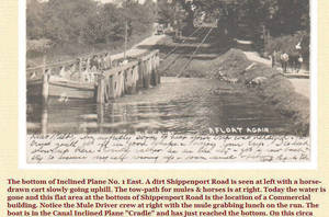 Roxbury history, Roxbury Township, Morris Canal