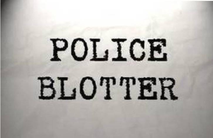 Police Blotter ..JPG