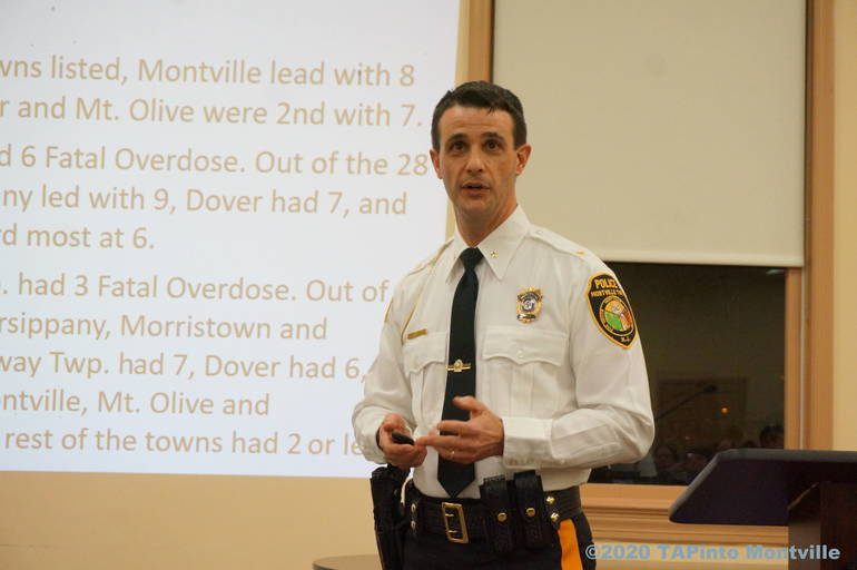 Police Chief Andrew Caggiano ©2020 TAPinto Montville    2.jpg