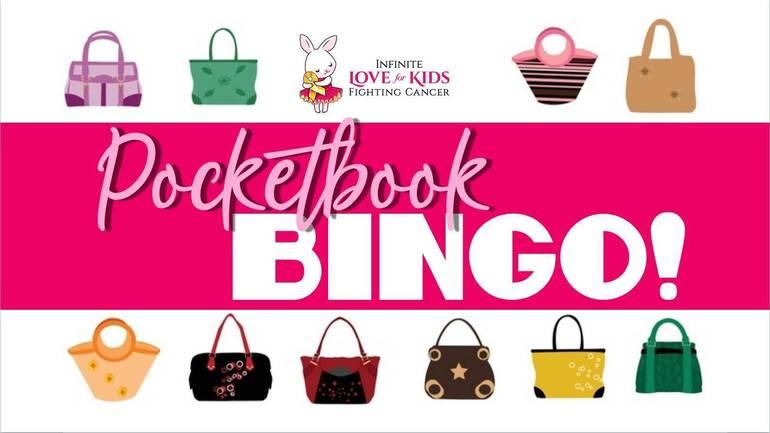 Infinite Love Pocketbook Bingo- An Amazing Night, to Fight Childhood Cancer