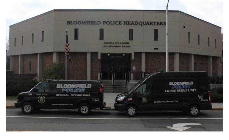 Bloomfield Police Department Police Blotter  November 16, 2020 to November 22, 2020