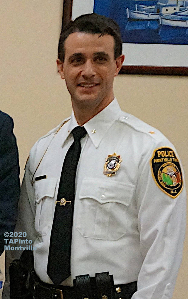 Police Chief Andrew Caggiano ©2020 TAPinto Montville.jpg