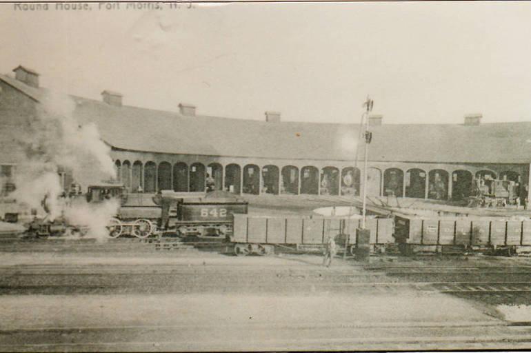 Roxbury, NJ railroads