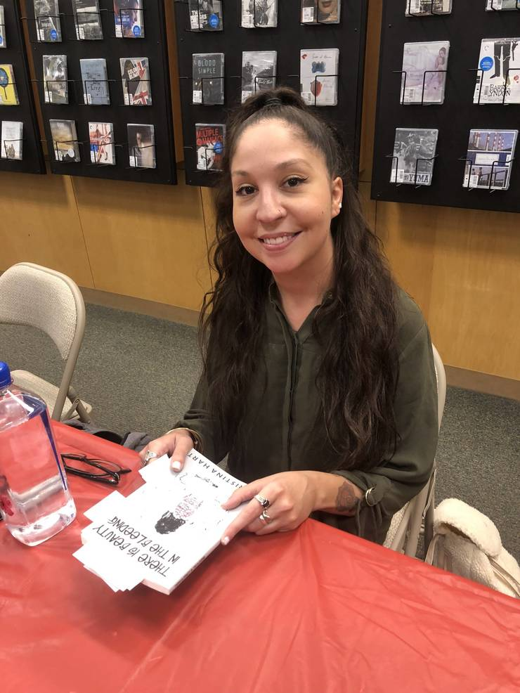 Edison Residents Experience Poetry Reading