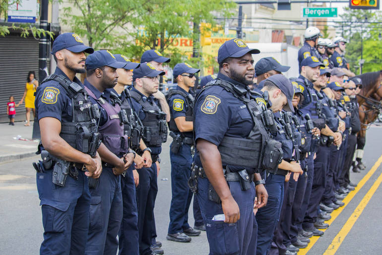 Newark Public Safety Dept. Kicks Off Transparency Initiative This Summer With Public Roll Call