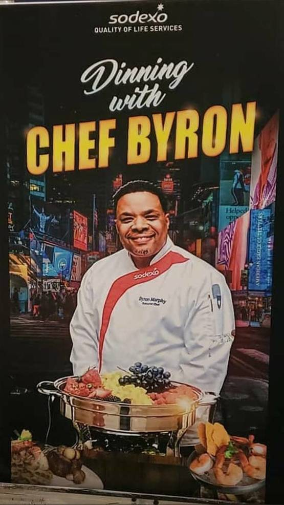 Chef Byron Does it Again, This Time for the Kids