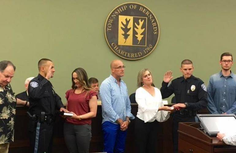 New police officers sworn onto force