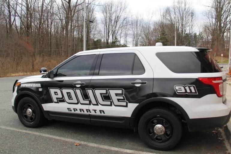 Sparta Police 'Use of Force' Data Available on New State Dashboard