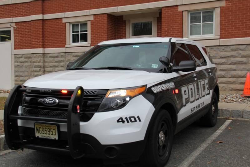 Sparta Police: Traffic Stop Yields Stolen Property