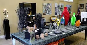 Pop-up Art Gallery Now Open  Weekends at Laurelwood Arboretum