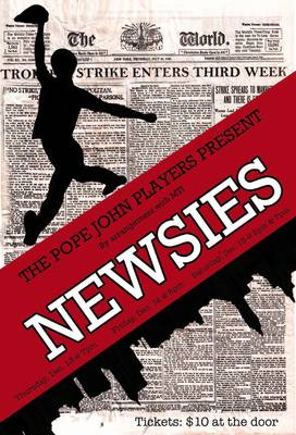 Carousel image f76bc20442def856e942 pope john players newsies poster
