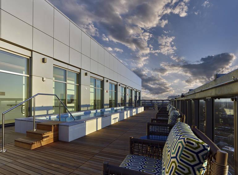 Premiere Rooftop Deck