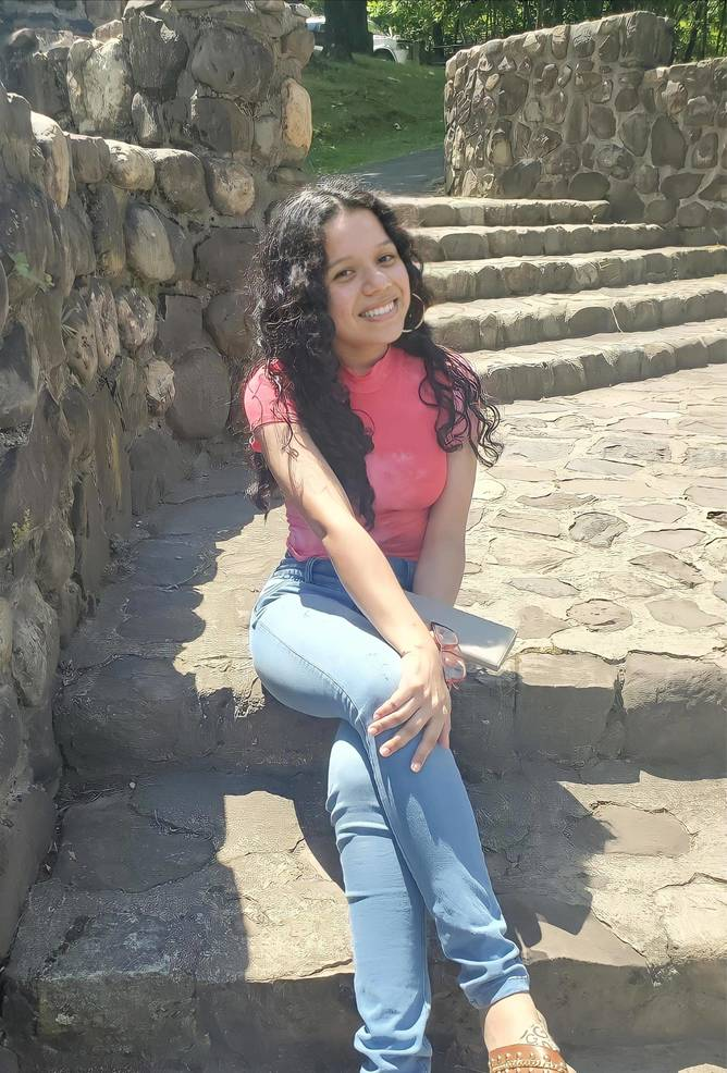 Emily Cruz is now attending Johns Hopkins University
