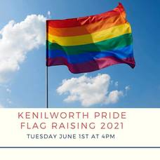 Kenilworth to Raise Rainbow Flag for Pride Month