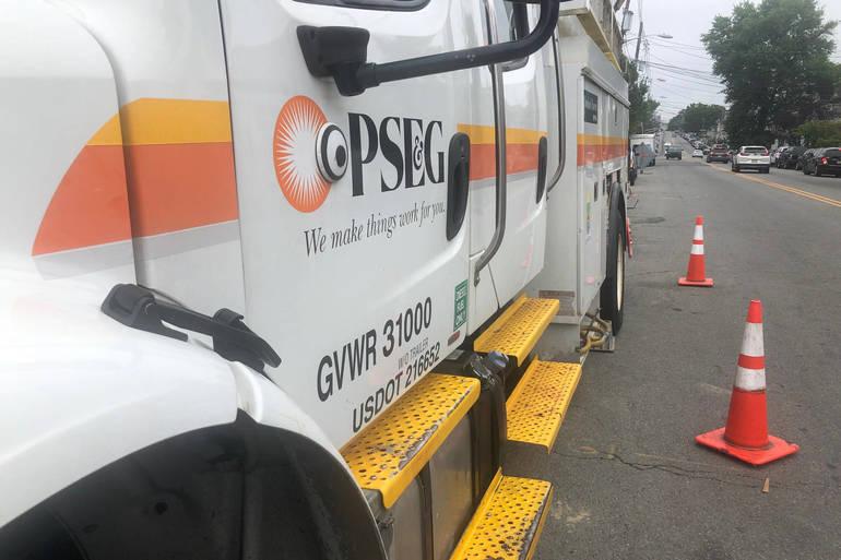 PSE&G Gasline Modernization Continues in Newark