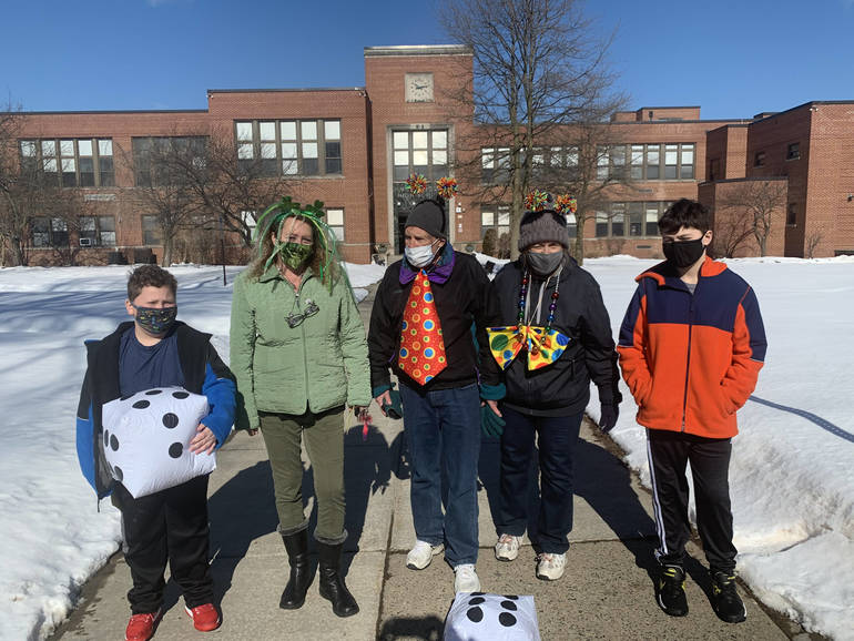 Congregation Beth Israel and Temple Emanu-El Co-host 'The Purim Amazing Race'
