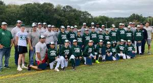 Passaic Valley Junior Hornets Baseball Teams Honored for Championship Wins