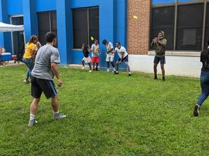 Mastery High School Celebrates Midway Point in Summer Programming