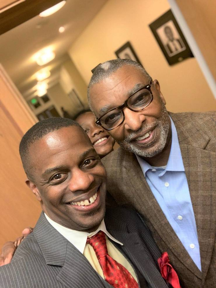 Long-time First Baptist Church of Lincoln Gardens leader Rev. Soaries set to give final sermon in June as church welcomes new pastor Danté Quick
