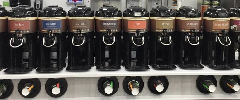 QuickChek photo fresh coffee wall.JPG