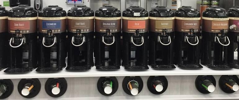 QuickChek photo fresh coffee wall.JPG