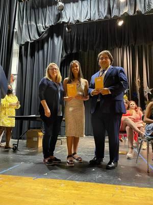 Kenilworth Rotary Club Awards Academic Scholarships to David Brearley High School Seniors