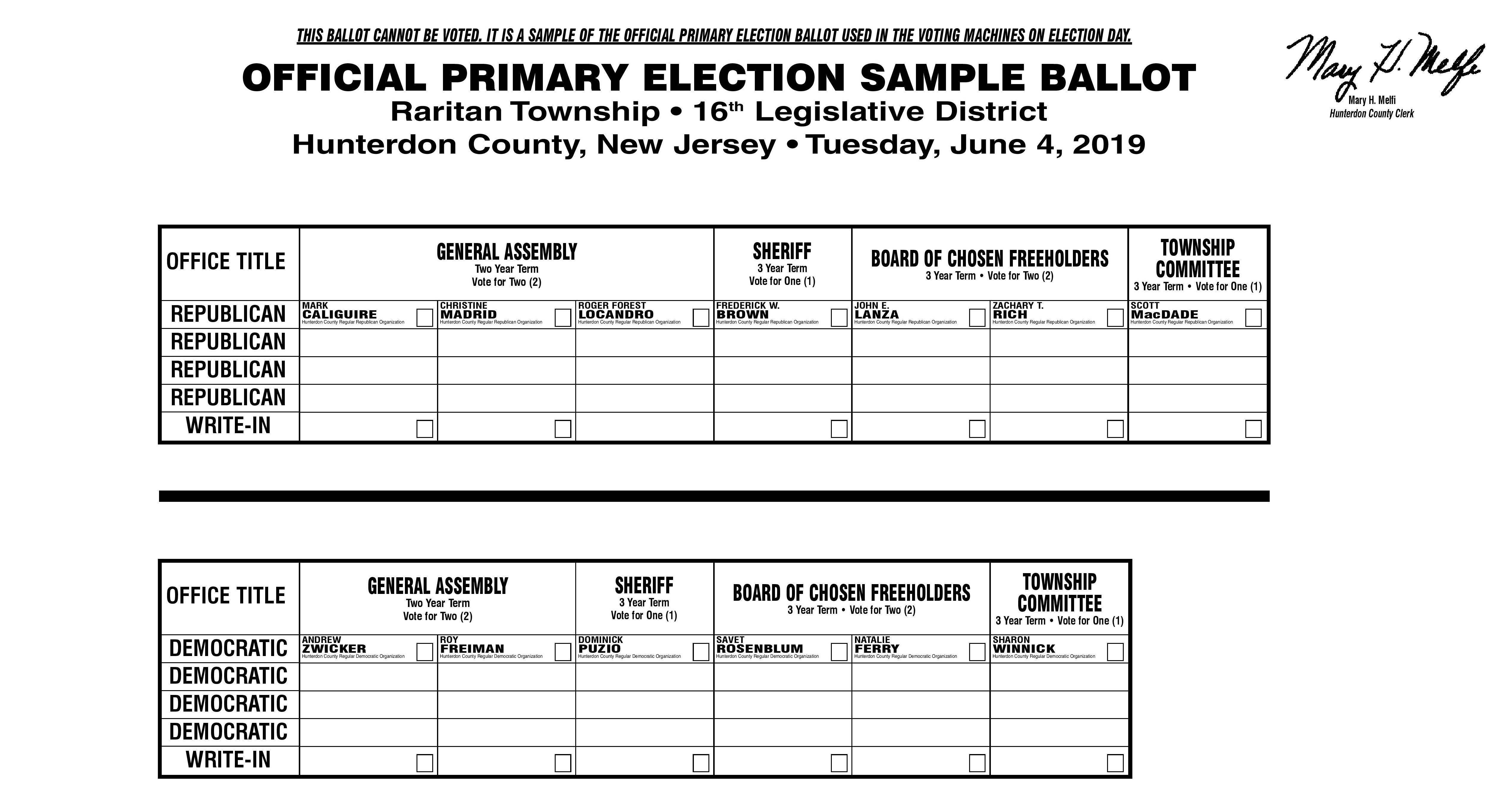 Raritan Township ballot.jpg