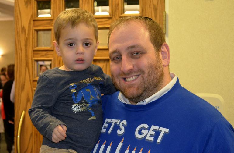 Rabbi Tilman and his son, Mica.png