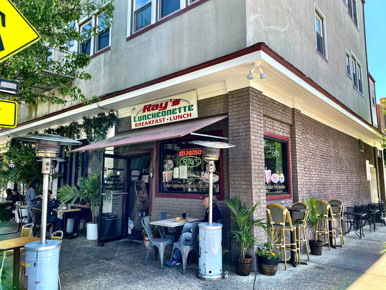 Ray's Luncheonette in Montclair Awardeda $40K Grant from American Express