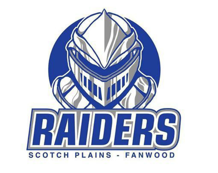 Scotch Plains-Fanwood High School Raiders new logo