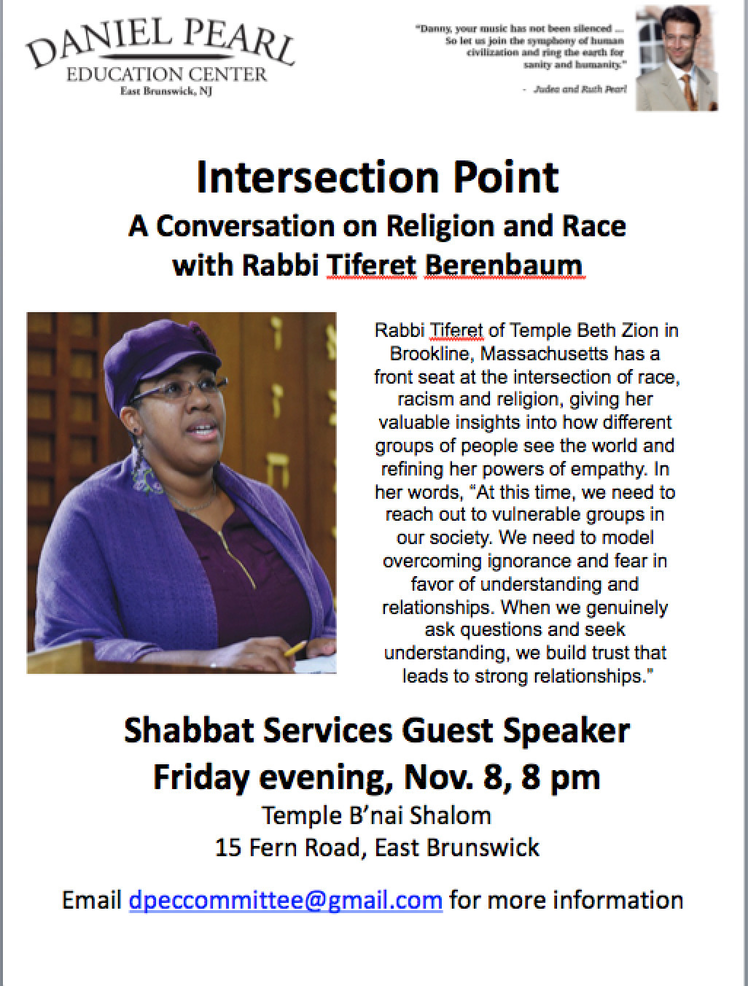 Intersection Point: A Conversation on Religion and Race