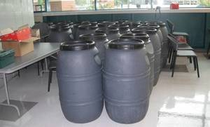 Special Offer for Berkeley Heights: Free Rain Barrel to First Ten People Who Register