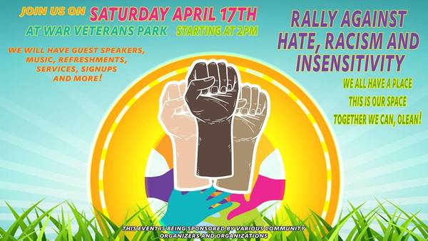 www.tapinto.net: Five Social Justice Groups Organize Saturday Rally in Olean