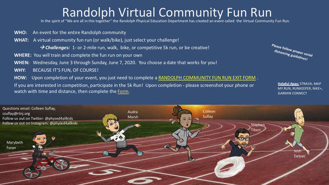 Top story 9030af99dd6acb12e8c8 randolph community fun run ad