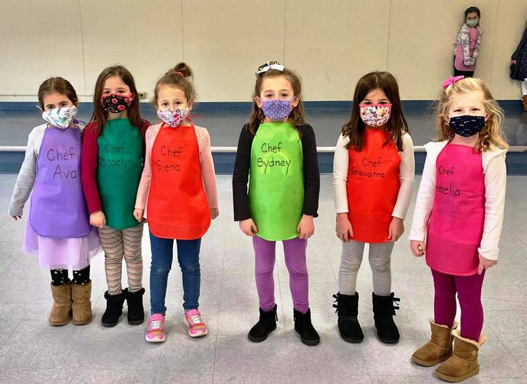 Clark's Littlest Chefs are Whipping it Up in the Kitchen this Winter