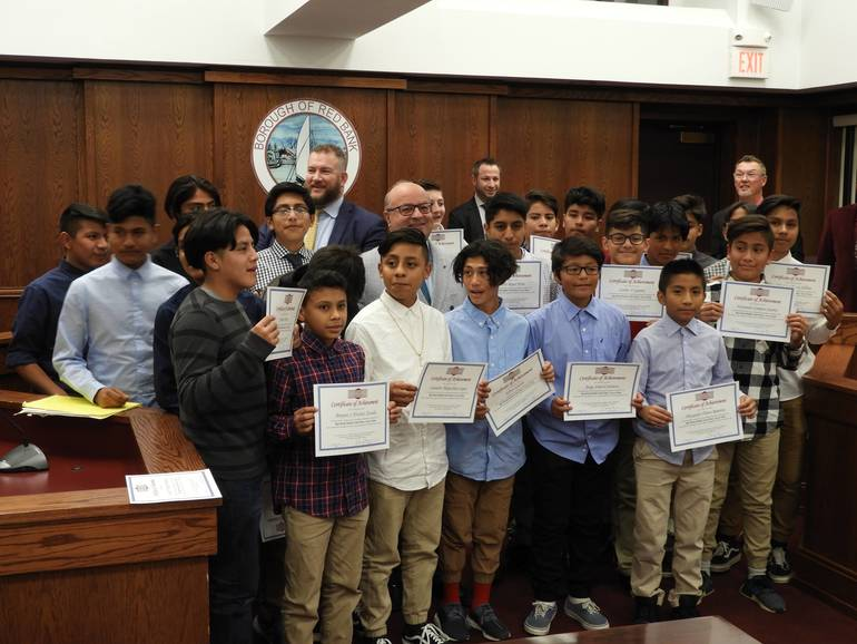 Red Bank Middle School Boys' Soccer Team.jpg