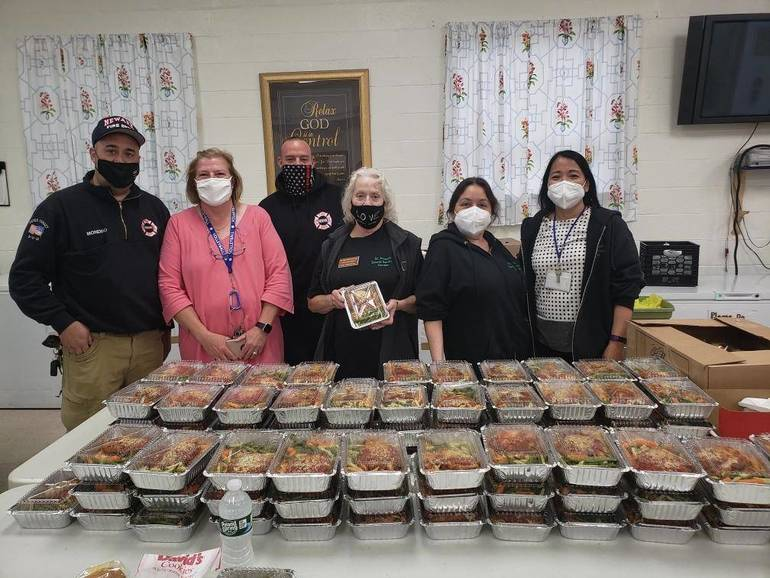 FeedNJ Gives Elizabeth Restaurants and Non-Profit Organization the Boost They Need During Pandemic.
