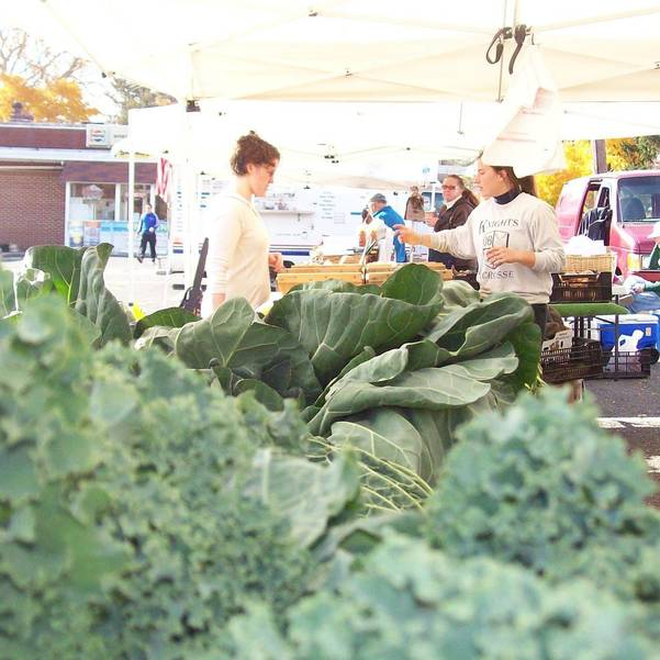 Red Bank Farmers Market - Opens Sunday, May 9
