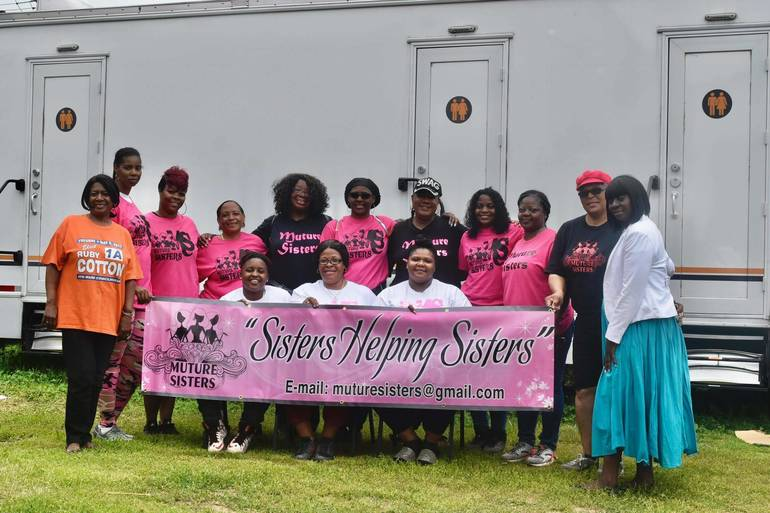 Showered with Love. Muture Sisters Seek Support for Fourth Annual Homeless Outreach Event