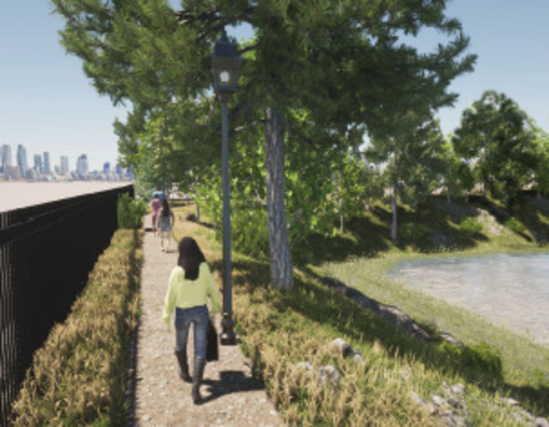 Mayor Fulop Set to Lead Groundbreaking for Reservoir #3 Improvements