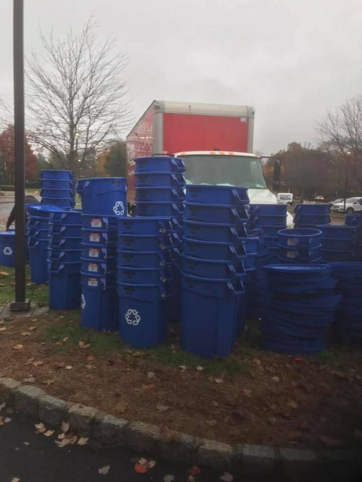 Montville Reverts to Dual-Stream Recycling