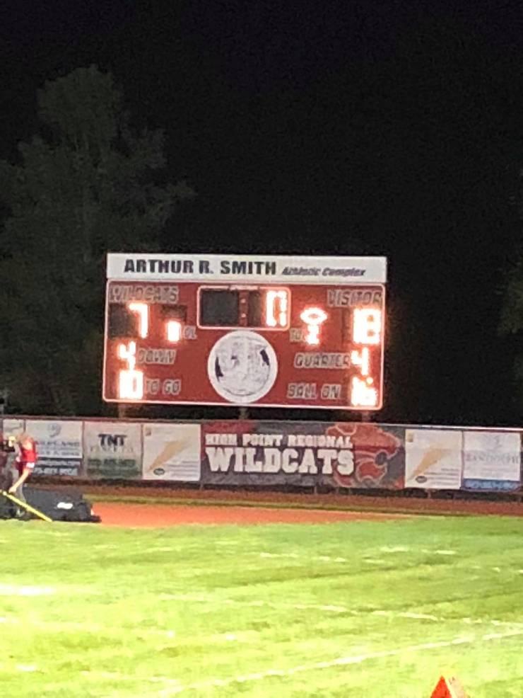 Newton Football Continues Winning Streak, Takes Down High Point
