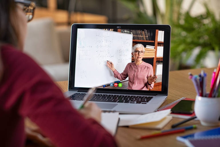 Hunter College Meets the Challenge of Remote Learning
