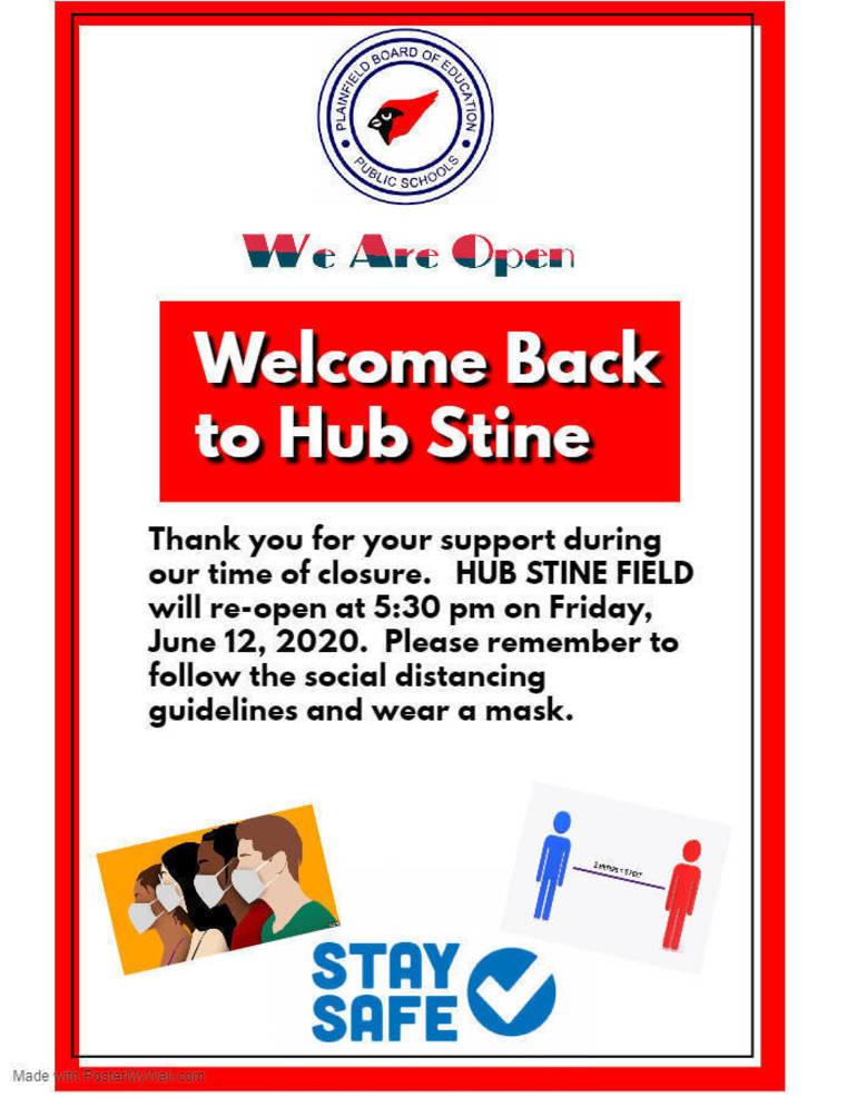 Reopening of Hub Stine .jpg