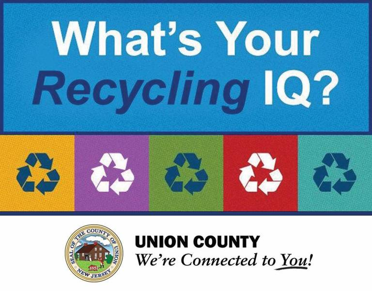 Union County:  Helping You Recycle Right