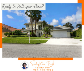 Shirley Klein PA In Coral Springs: Don't Sell On Your Own Just Because It's A Sellers' Market