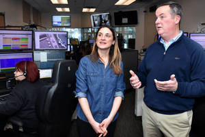 Union County Expanding Regional Dispatch Center in Westfield
