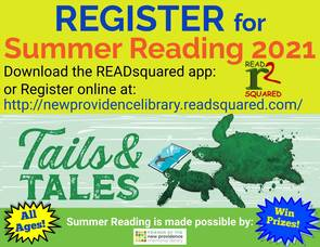 Summer Reading at the New Providence Library for over 50 Years