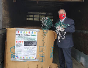 County Urges Residents to Recycle Holiday Waste the Right Way